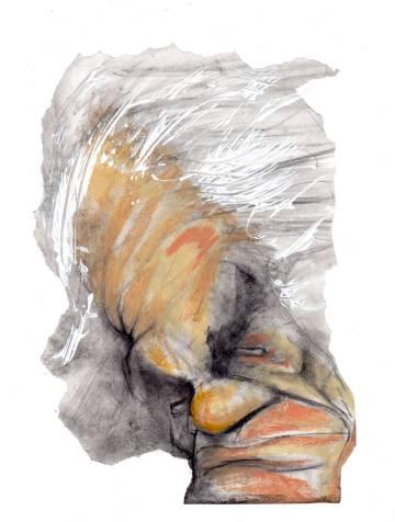 Nicanor Parra, visto por Agustin Sciammarella.