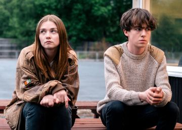 'The End of the F***ing World', un psicópata y una rebelde en la carretera