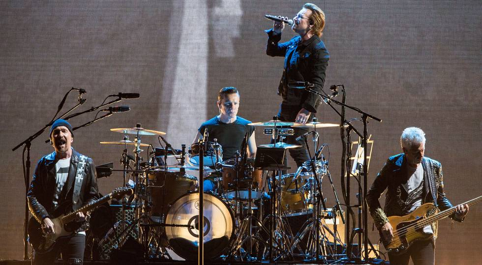 U2 have not played in Spain for 13 years.