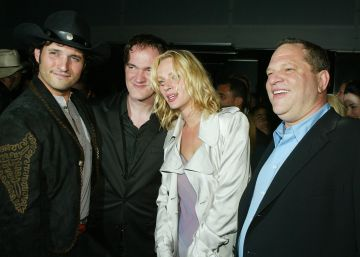 Uma Thurman acusa a Harvey Weinstein de acoso sexual