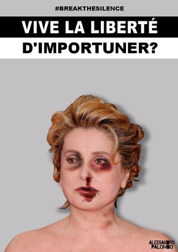 Un Retrato De Catherine Deneuve Como Víctima De Violencia Machista