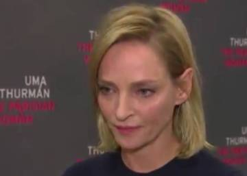 Uma Thurman acusa Harvey Weinstein de assédio sexual