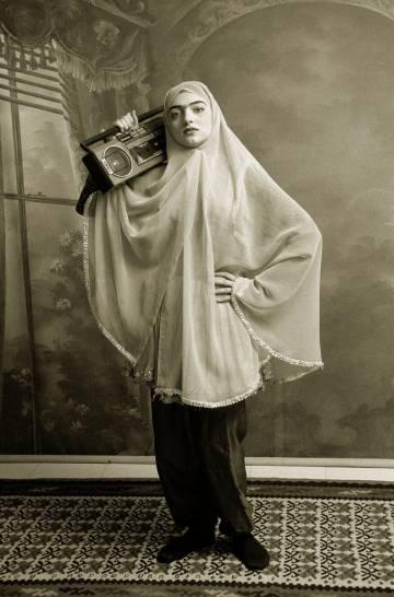 Imagen de la serie 'Qajar'.
