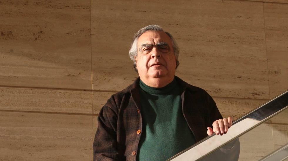 Julio Manuel de la Rosa, em 2008 em Sevilha.