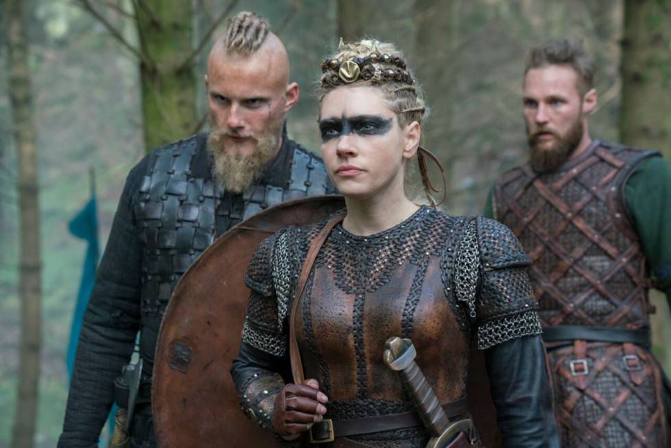 Vikings La Verdadera Reina En El Norte Televisión El País