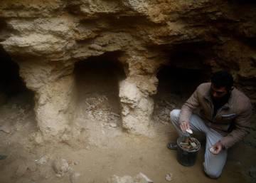 La arqueología palestina y el misterio de la cripta de Gaza