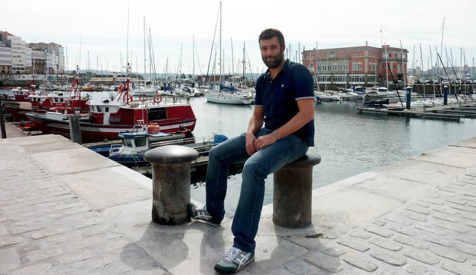 Nacho Carretero, en Pontevedra en una imagen de archivo.