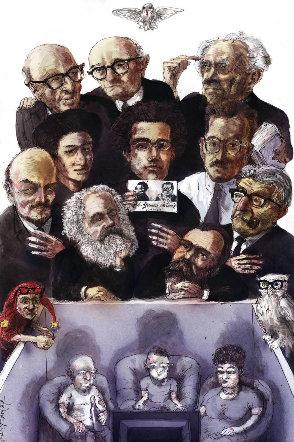 De la teoría crítica a la ética del discurso | Babelia | EL PAÍS