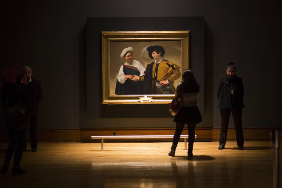 La gran escapada que contagió el virus de Caravaggio por América ... 2bf214d7cb8