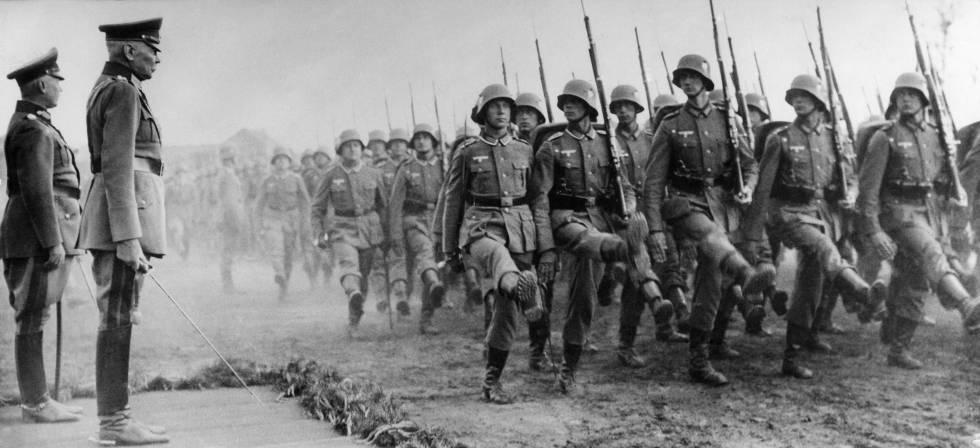 Hitler nunca teve condições de ganhar a guerra
