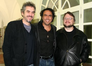Mexico's cinema powerhouse: The three amigos who are sweeping the Oscars