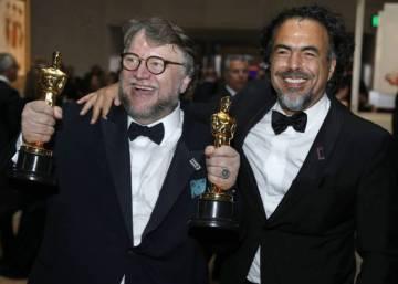 """Iñárritu: """"¡Vamos a hacer un muro de Oscars!"""""""