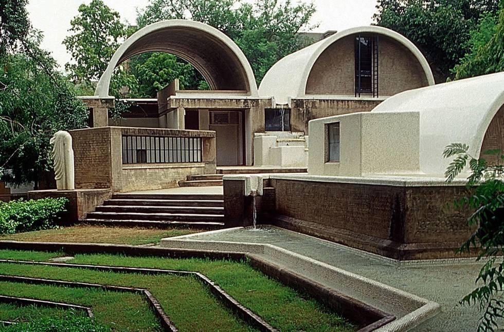 El arquitecto indio balkrishna doshi gana el premio for Blog de arquitectura