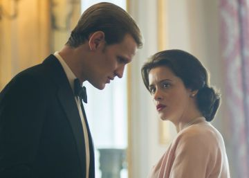 Claire Foy, la reina Isabel en 'The Crown', cobró menos que Matt Smith