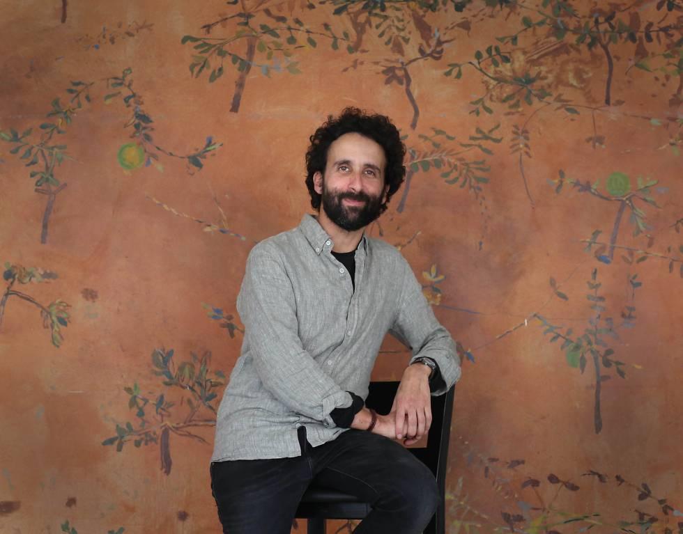 El autor y director teatral Pablo Remón.