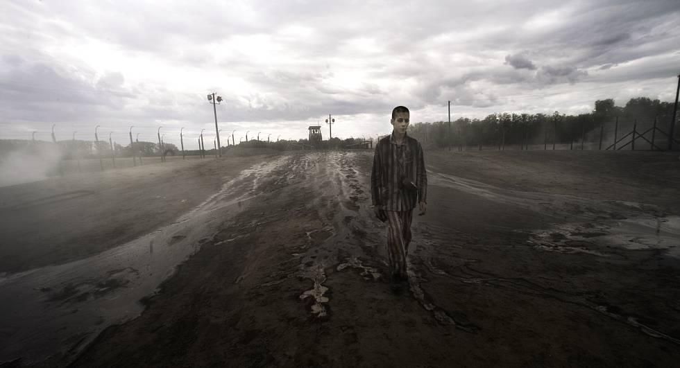 Marcell Nagy en un fotograma de 'Sin destino', película que evoca la historia personal de Imre Kertész, dirigida por el director húngaro Lajos Koltai.