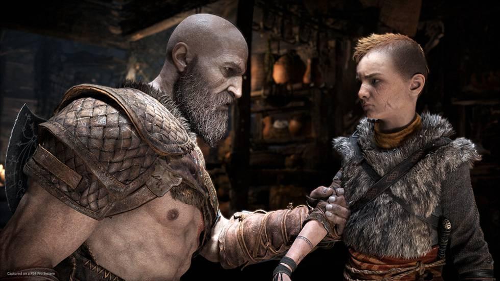 God Of War Kratos Y El Amor De Un Dios Padre Blog 1 Up El Pais