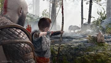 God Of War Kratos Y El Amor De Un Dios Padre Blog 1 Up
