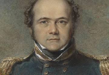 El capitán Franklin.