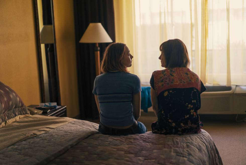 Fotograma do filme 'Lady Bird'.