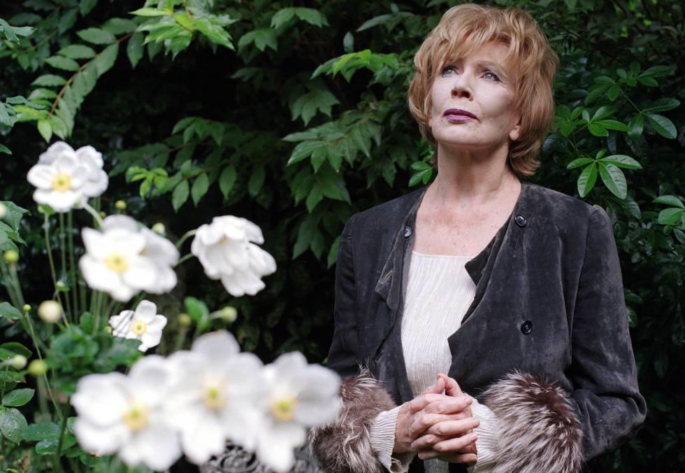 La escritora irlandesa Edna O'Brien, en septiembre de 2013.