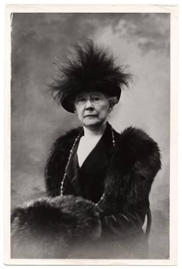 Mary Cassatt en 1914.