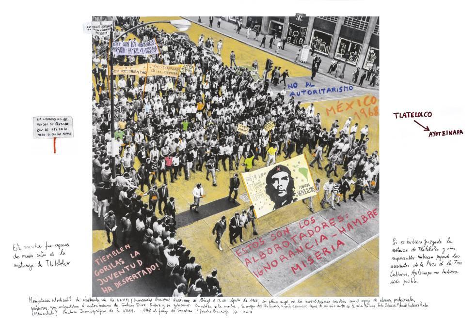4a48b905d21 Las fotografías que sacan los colores al Mayo del 68