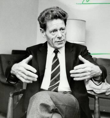 El teólogo y ensayista Hans Küng en 1983.