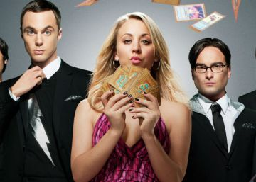 Los actores de 'The Big Bang Theory'.