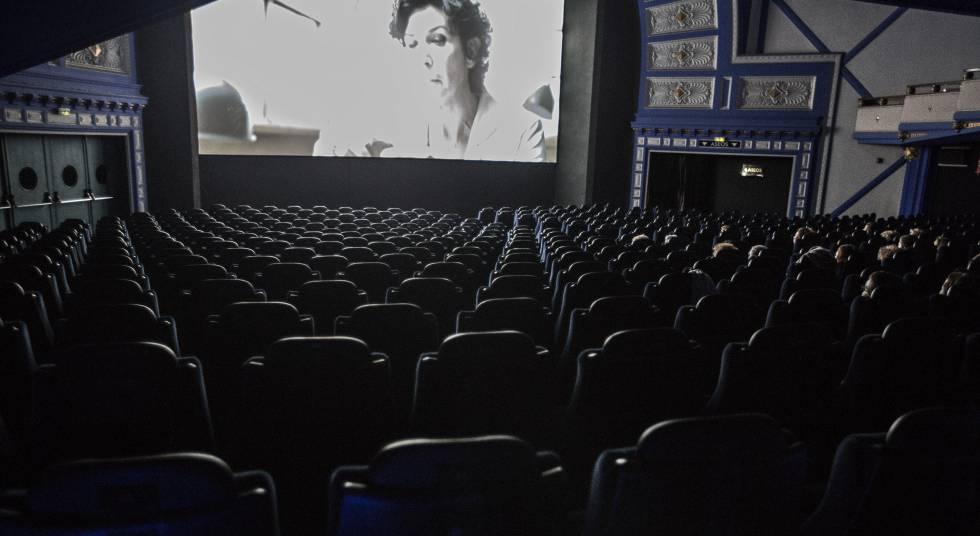 Ir al cine un fin de semana en madrid y barcelona es casi for Teatro en sevilla este fin de semana