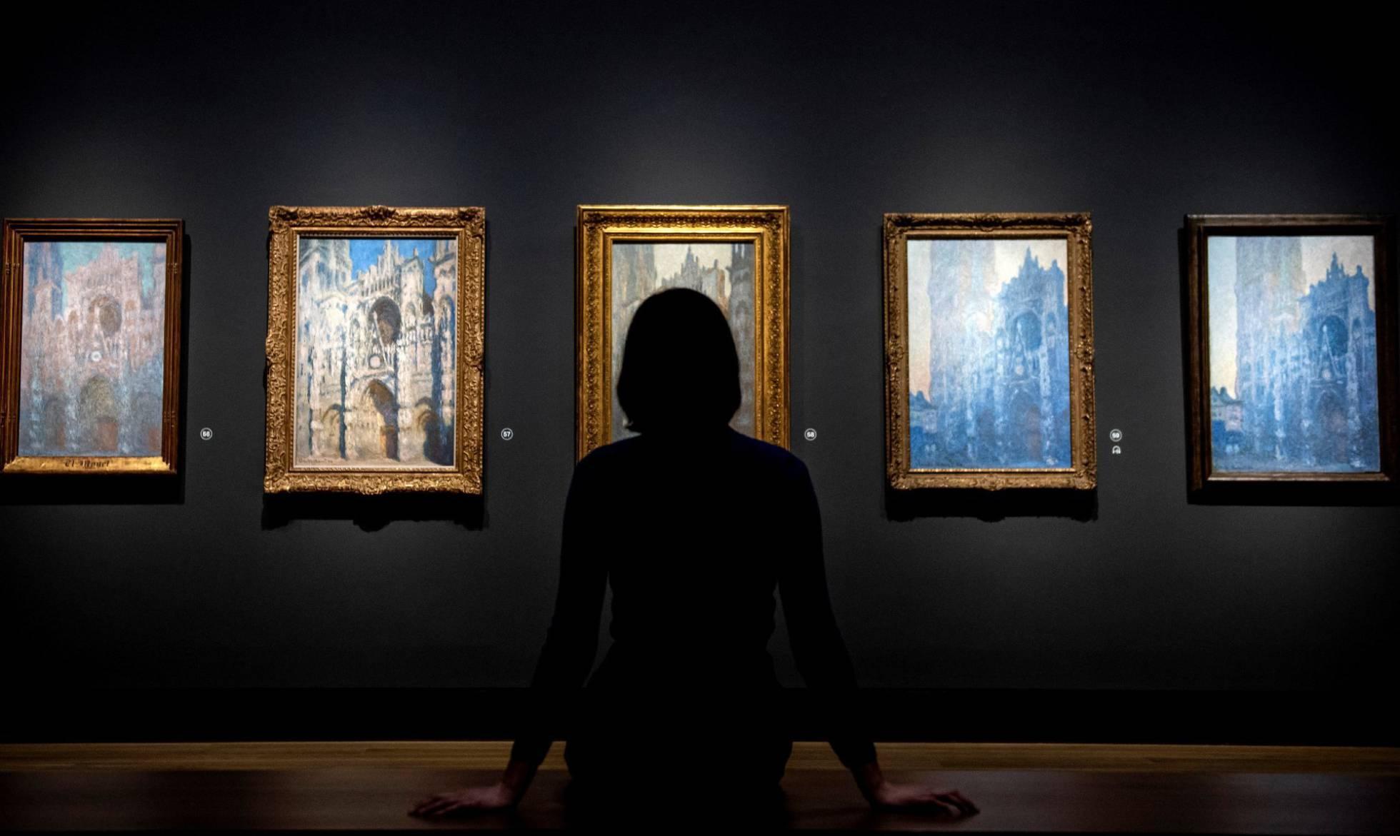 Londres celebra a Monet como el artista que intentó pintar el aire