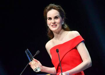 Michelle Dockery, el primer icono de Canneseries