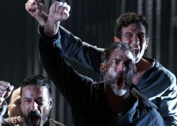 El Teatro Real gana el International Opera Award por el montaje de 'Billy Budd'