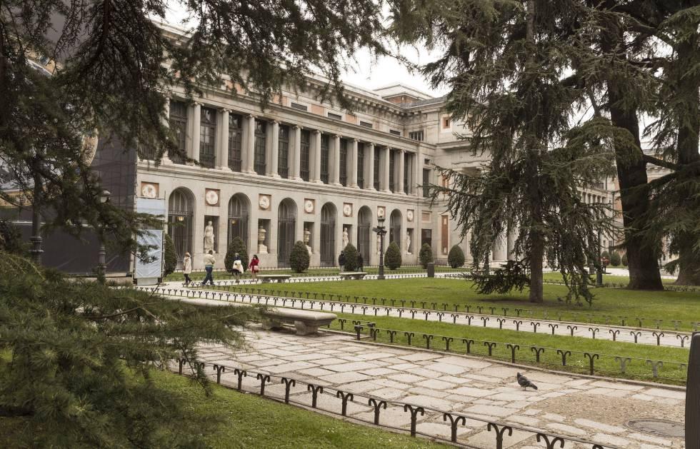 Madrid aspira a su primer patrimonio mundial el paseo del for Lamucca calle del prado 16 madrid