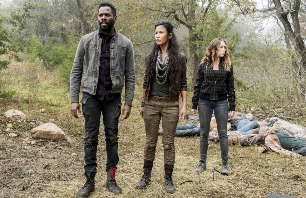 Fear the Walking Dead\': el bueno, el feo y el zombi | Televisión ...