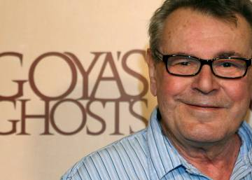 Milos Forman, un 'outsider' en Hollywood