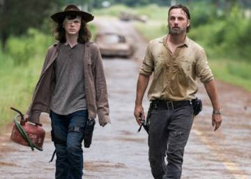¿El principio del fin de 'The Walking Dead'?