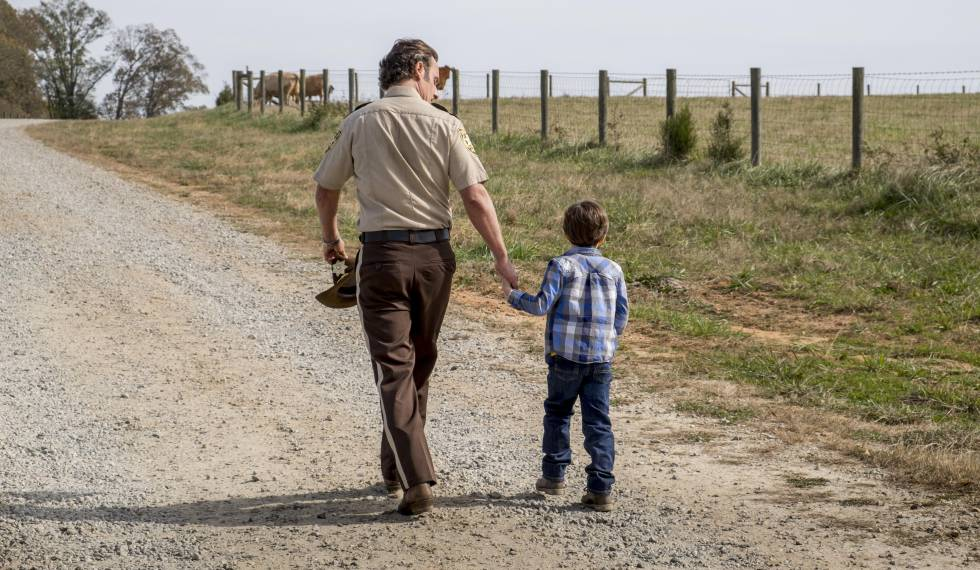 'The Walking Dead' debe morir