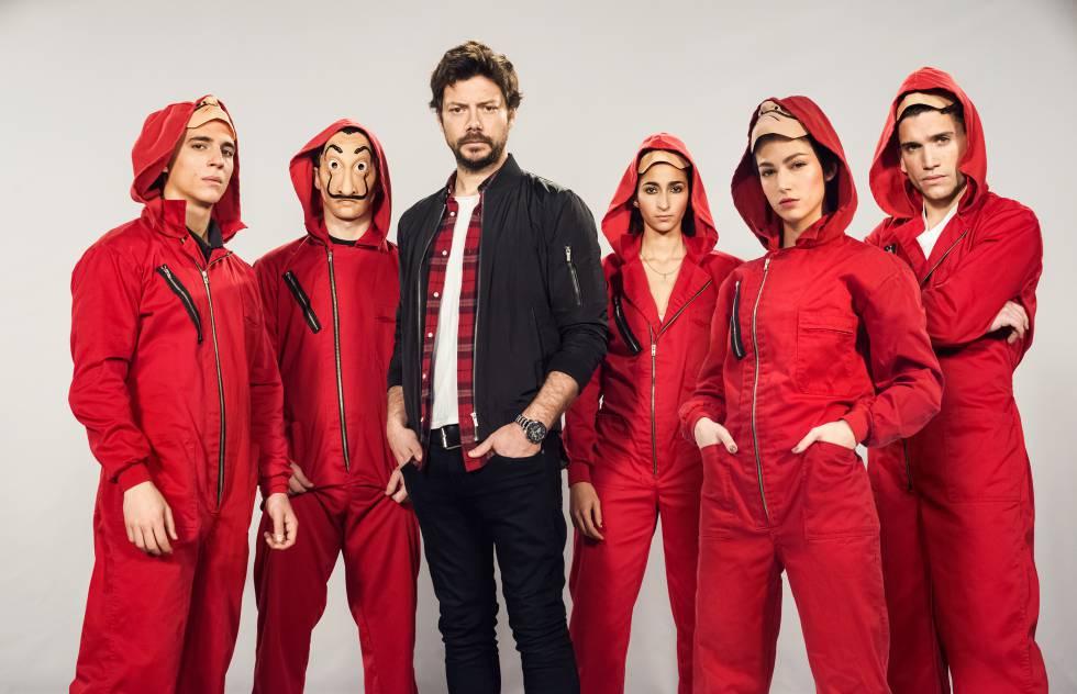 Money heist la casa de papel tendr una nueva temporada en netflix televisi n el pa s - La casa de papel temporada 2 capitulo 1 ...