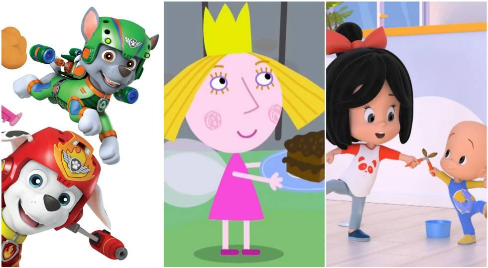 3d64acb25e Seis series infantiles que no están nada mal para ver con los más ...