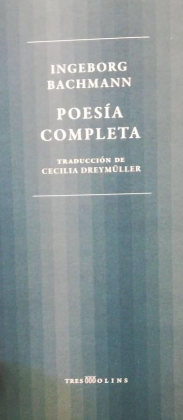 """Resultado de imagen de """"POESIA COMPLETA"""" TRESMOLINS"""