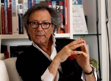 Julio Touza, nieto de Lola.