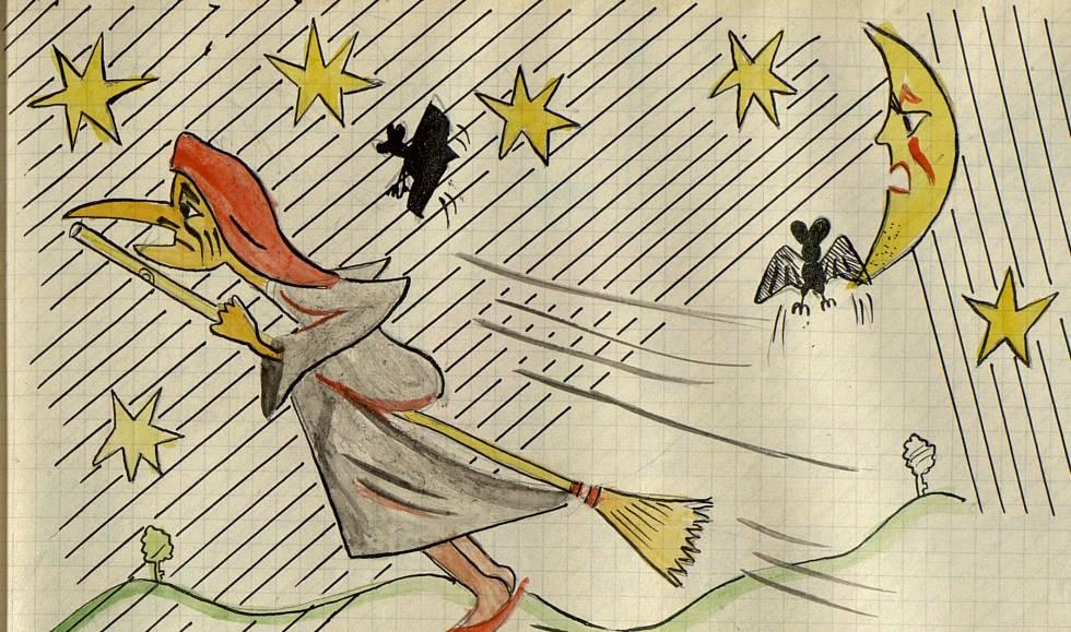 La historia del cuento infantil que Delibes olvidó quemar | Cultura ...