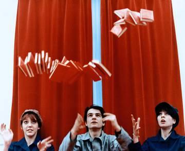 Fotograma de la película 'La chinoise', de Jean-Luc Godard.