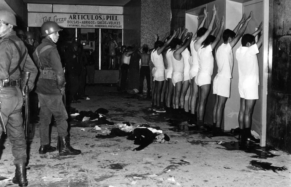 La Unica Protesta Estudiantil Que Termino En Masacre Babelia El Pais