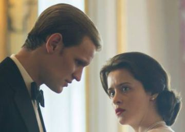 Netflix indemniza a Claire Foy por haberle pagado menos que a Matt Smith en 'The Crown'