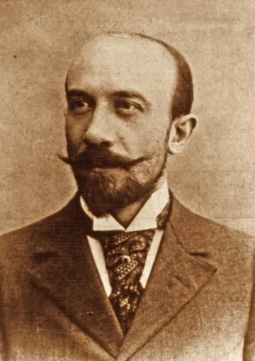 Retrato de Georges Méliès
