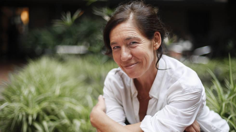 Esmeralda Berbel, escritora