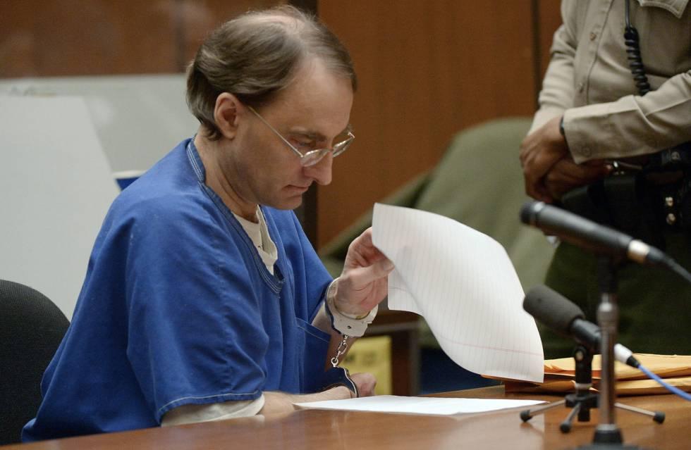 Christian Gerhartsreiter durante el juicio.