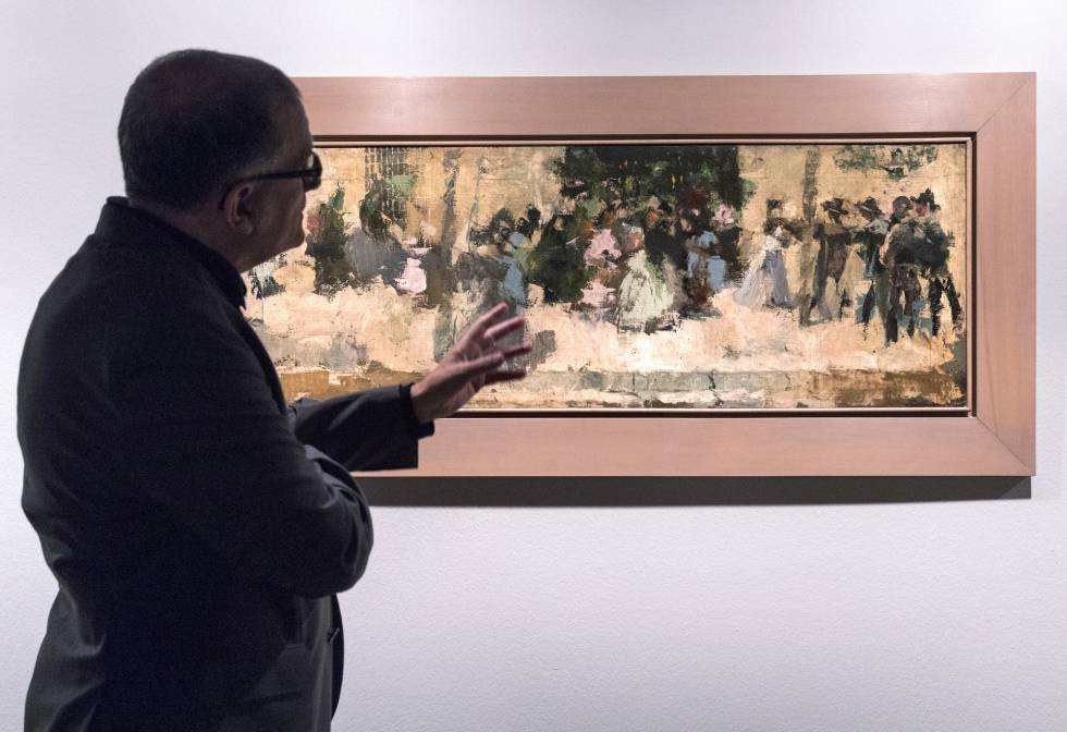 Pinazo, el reverso de Sorolla, en cinco cuadros del IVAM | Cultura ...